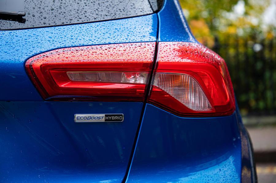 Ford Focus Active X Vignale MHEV 2020 - feux arrière