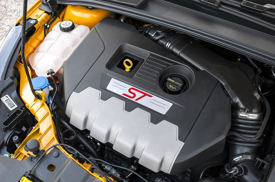 2.0-litre Ford Focus ST diesel engine