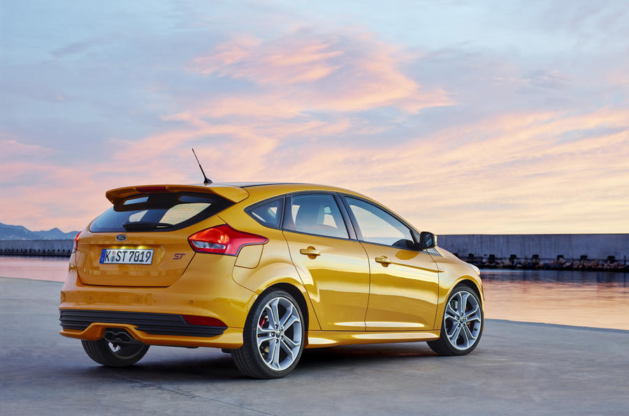 2015 Ford Focus 2 0 Tdci 185 St Review Review Autocar