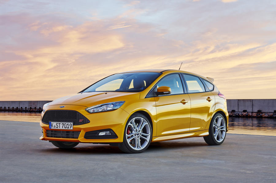 4 star Ford Focus ST 2.0 TDCi