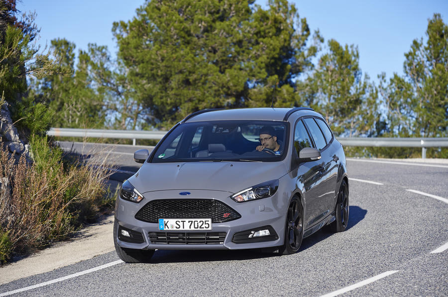 Ford Focus ST estate diesel