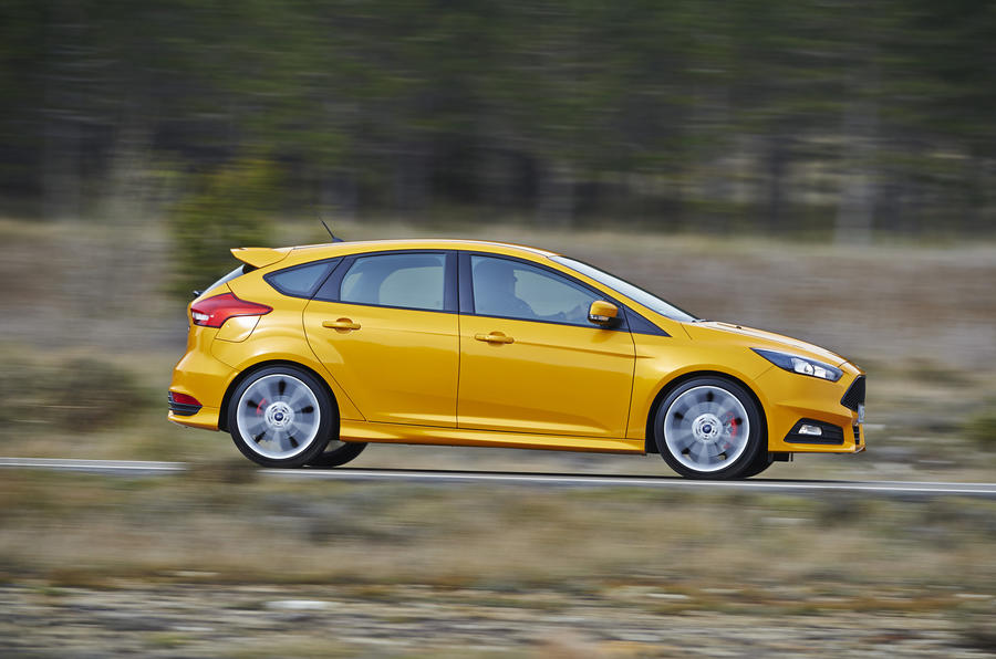 £22,195 Ford Focus ST 2.0 TDCi