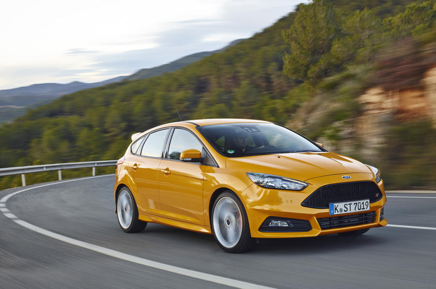 Ford Focus ST 2.0 TDCi 185
