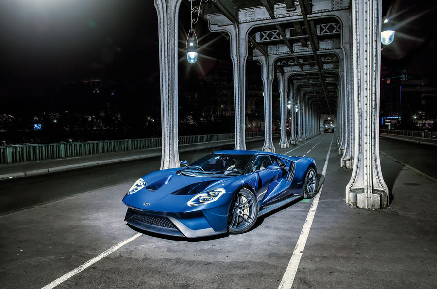 84: 2016 Ford GT - NEW ENTRY