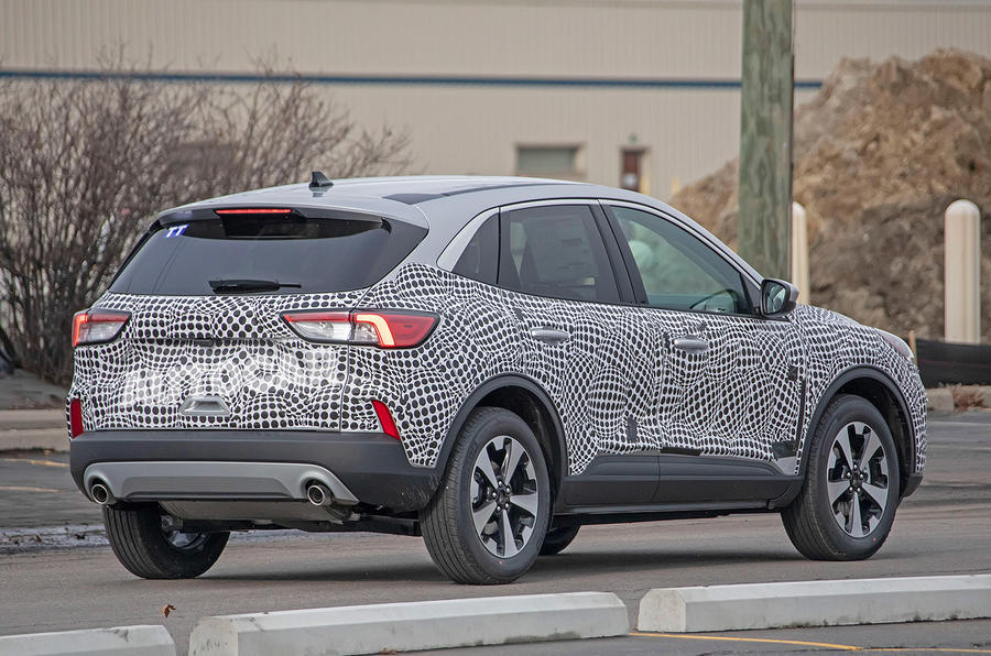 New 2020 Ford Kuga to play big part in range restructure ...