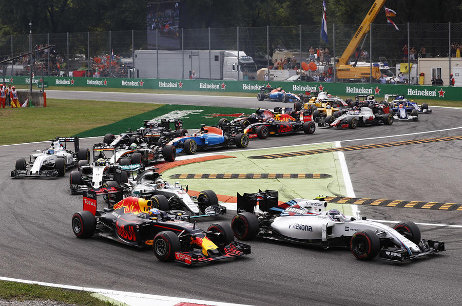 Formula One Monza