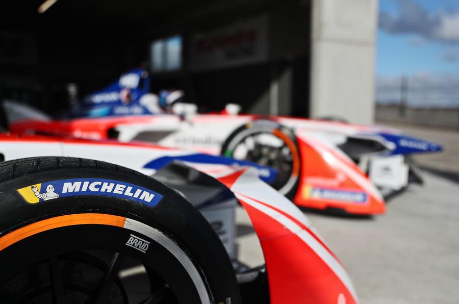 Pininfarina Battista customer preview event - tyres