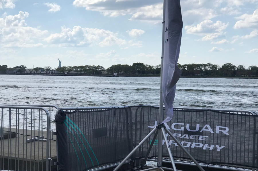 Formula E 2019 season decider in New York - Statue of Liberty