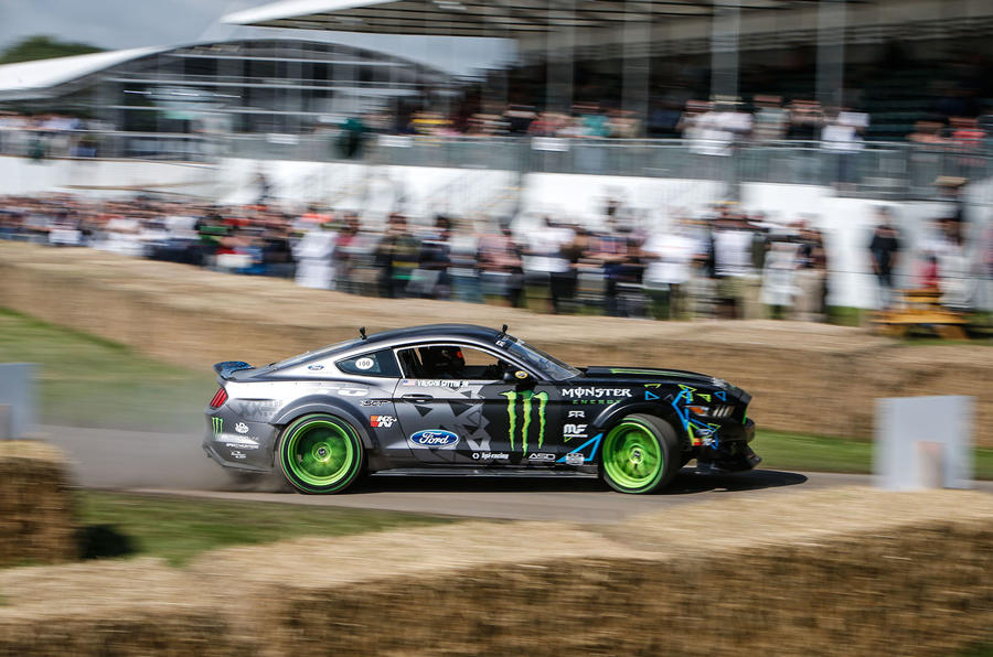 Ford Mustang 2016 Goodwood Festival of Speed