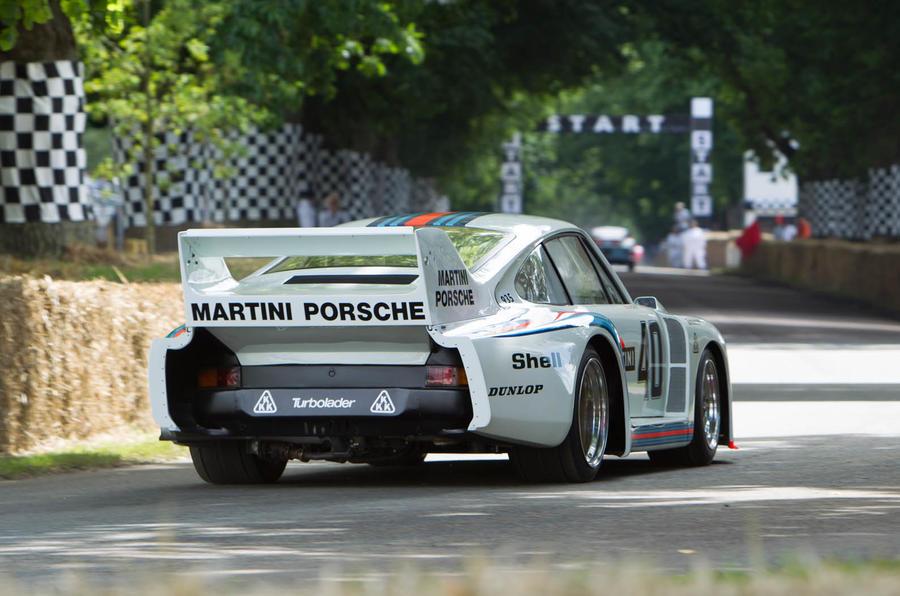 2016 Goodwood Festival of Speed Porsche 935 'Baby'
