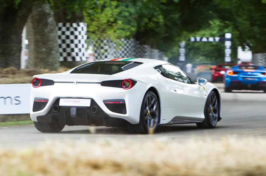 Ferrari 458 MM 2016 Goodwood Festival of Speed