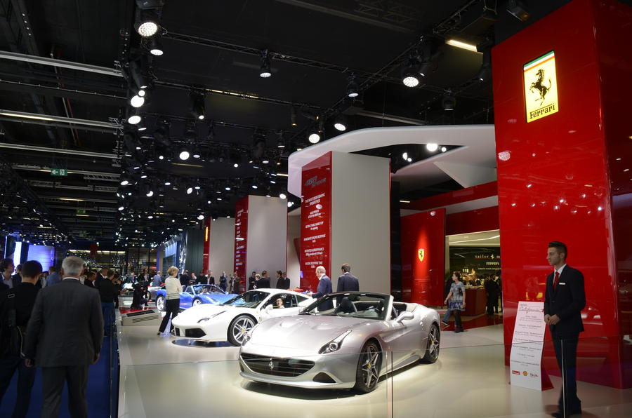 2017 Frankfurt motor show preview
