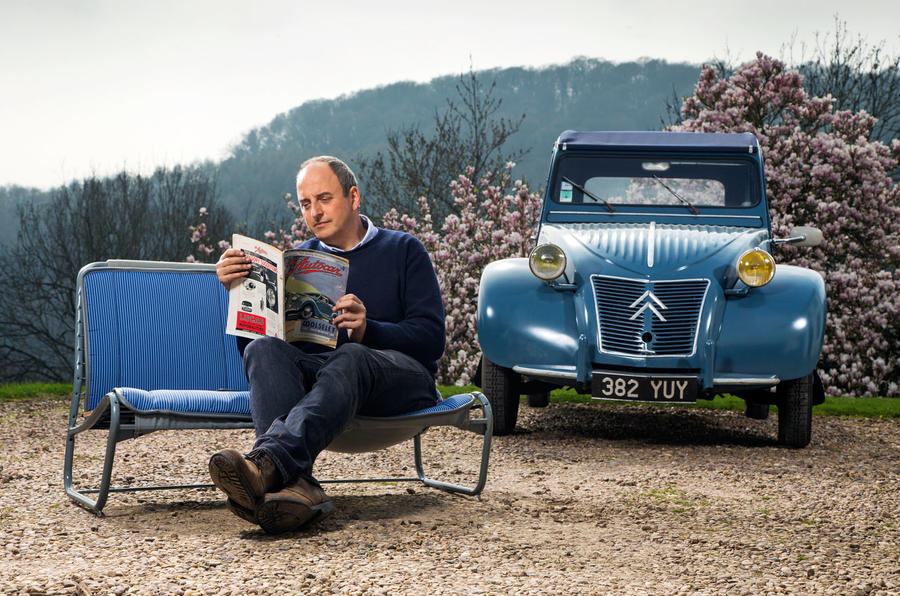 1958 Citroën 2CV AZ