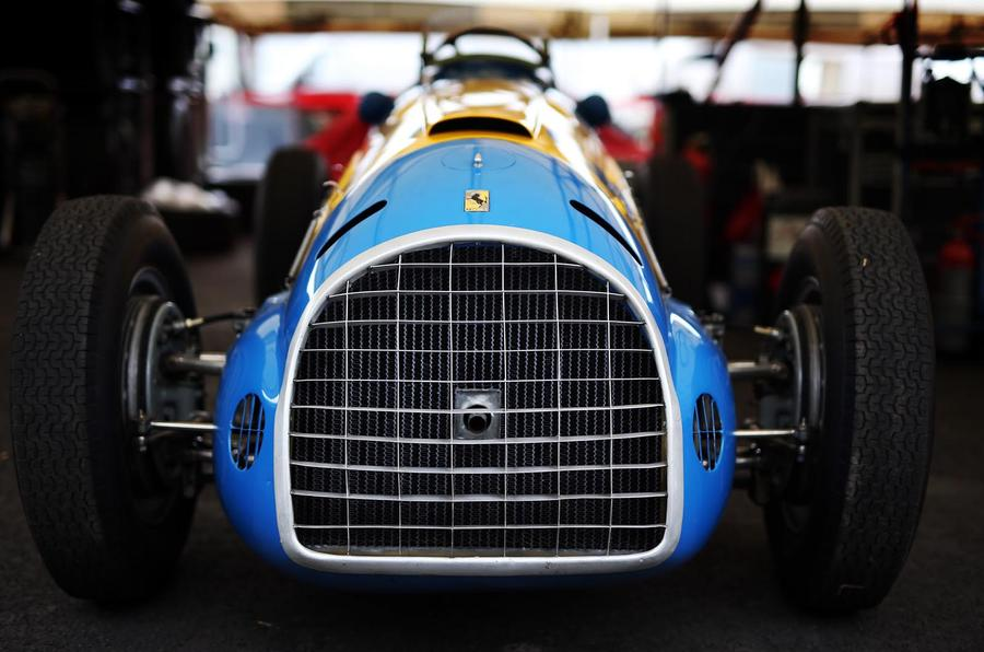 Ferrari 166