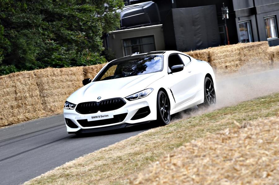 2018 Bmw 8 Series Lands At Goodwood Ahead Of November