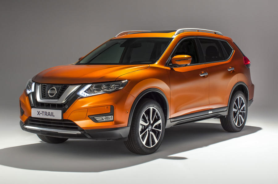 A new look and lots of upgrades for Nissan X-Trail