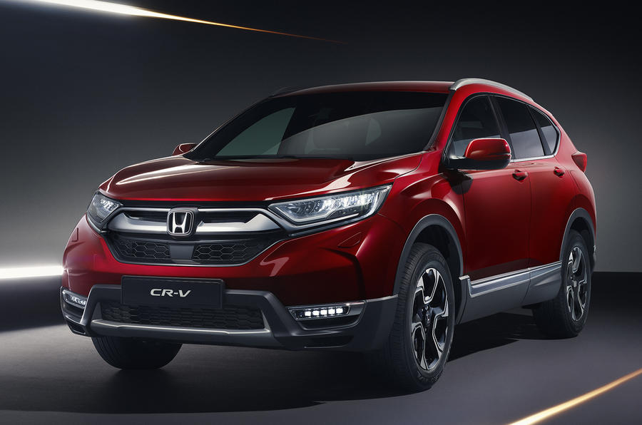 2018 Honda CR-V priced from £25,995 | Autocar