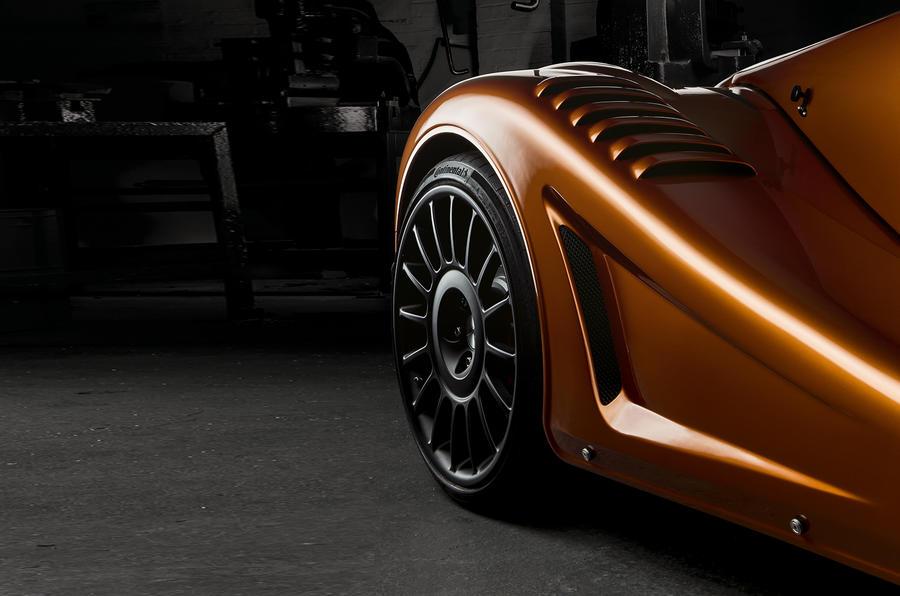 Morgan Aero GT Teaser (2017)