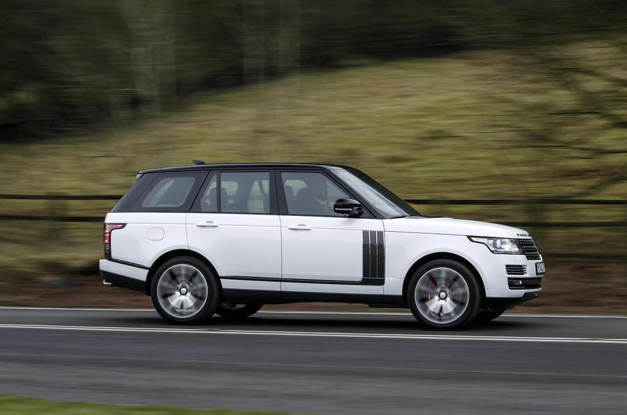 Range Rover Autobiography 2016 >> 2017 Range Rover SVAutobiography Dynamic review | Autocar