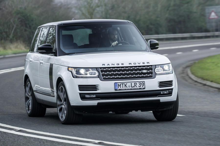 2018 Range Rover SV Autobiography Dynamic >> 2017 Range Rover Svautobiography Dynamic Review Autocar