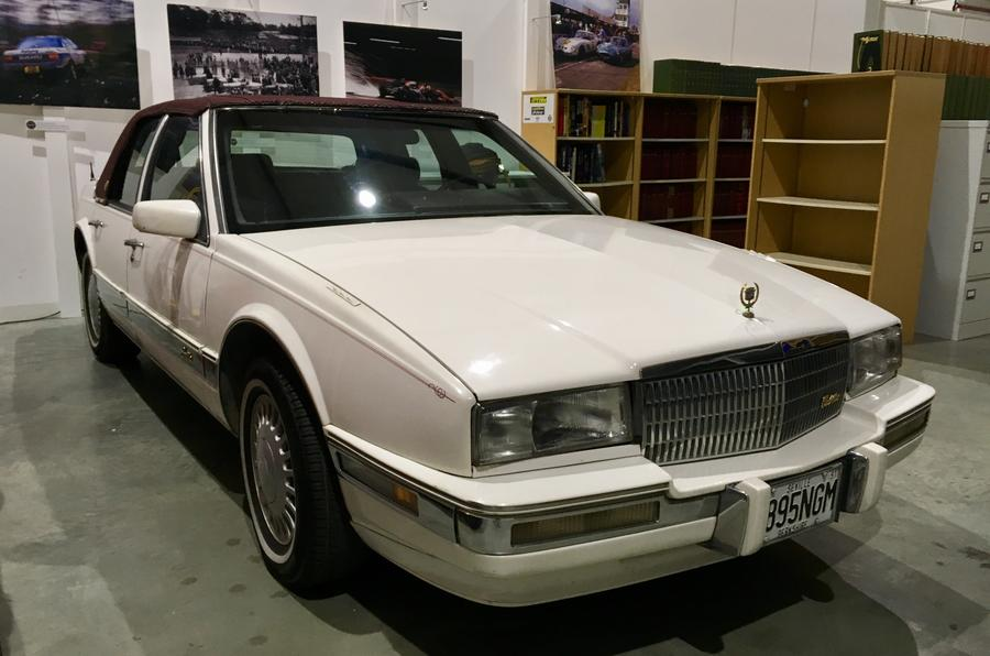 Used Cadillac | Life with a Seville - part 1