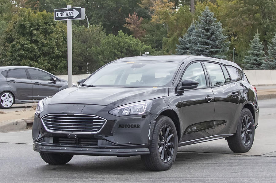 2021 ford mondeo crossover test mule spied  autocar