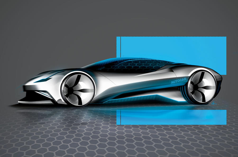 the future of motoring what will cars be like in 25 years autocar Future Flying Cars 2015 future car