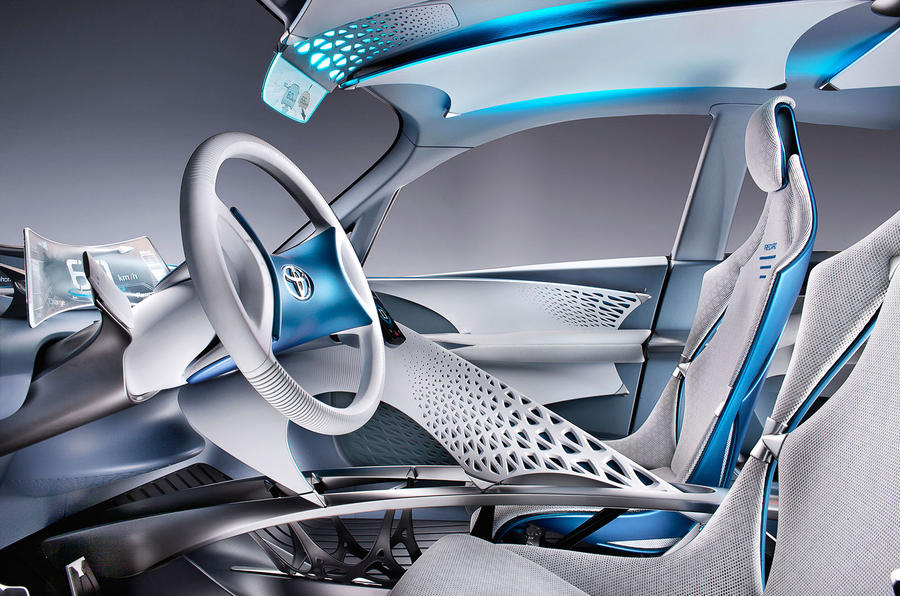 The future of motoring - what will cars be like in 25 years