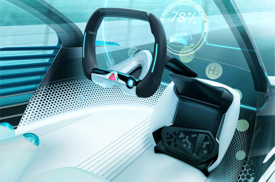 Awesome The Future Of Motoring What Will Cars Be Like In 25 Years Interior Design Ideas Tzicisoteloinfo