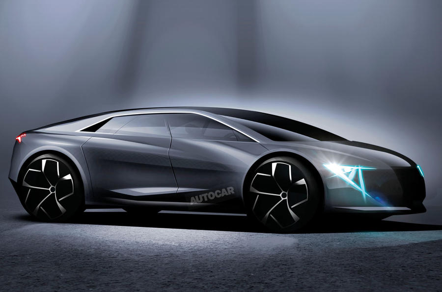 The future of luxury cars