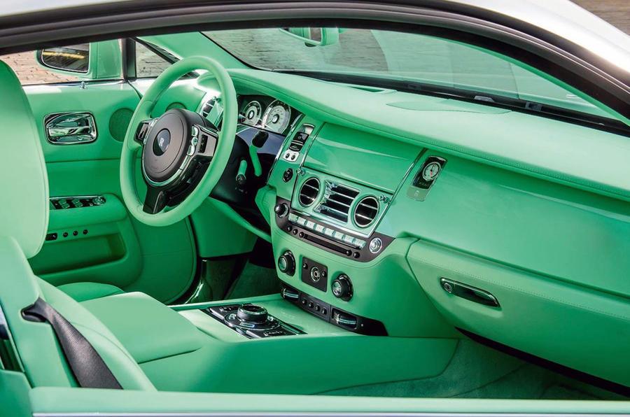 Michael Fux's car collection