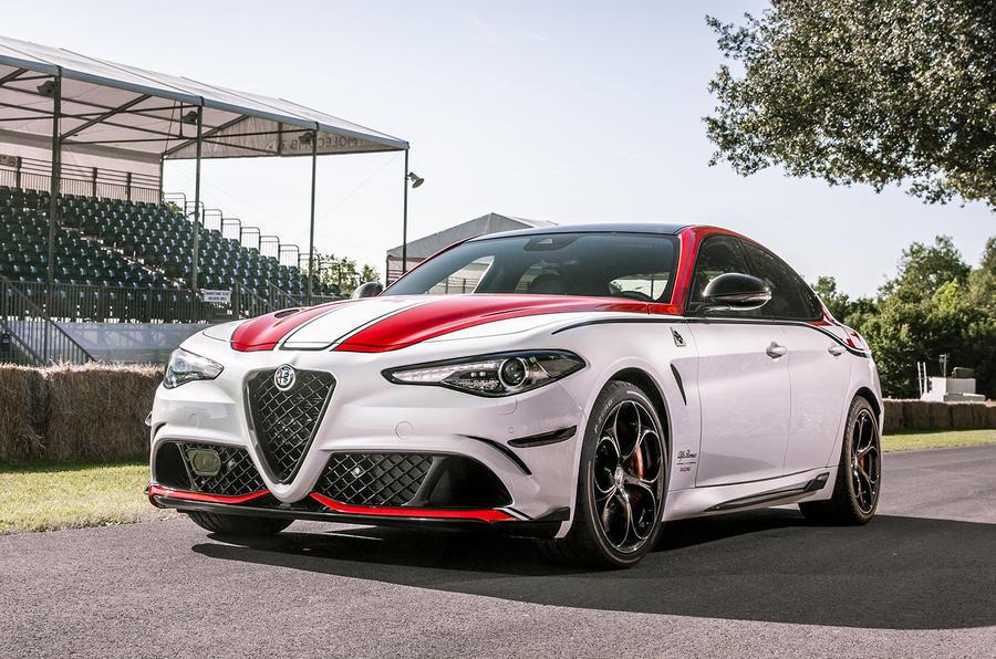 Alfa Romeo plotting 617bhp Giulia Quadrifoglio GTA