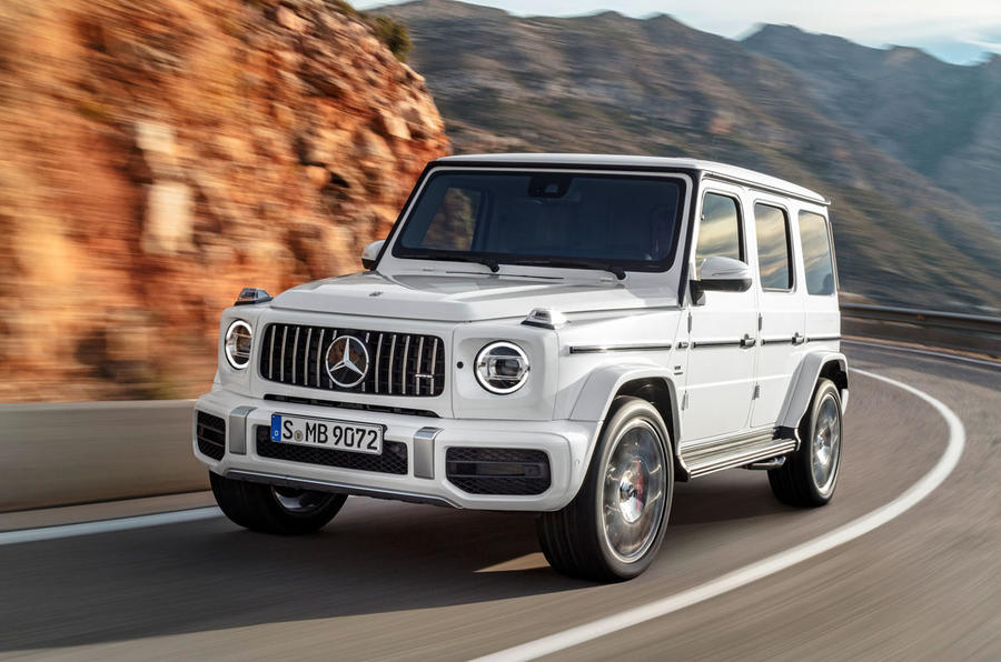 mercedes amg g63 577bhp super suv starts from 143 305 autocar