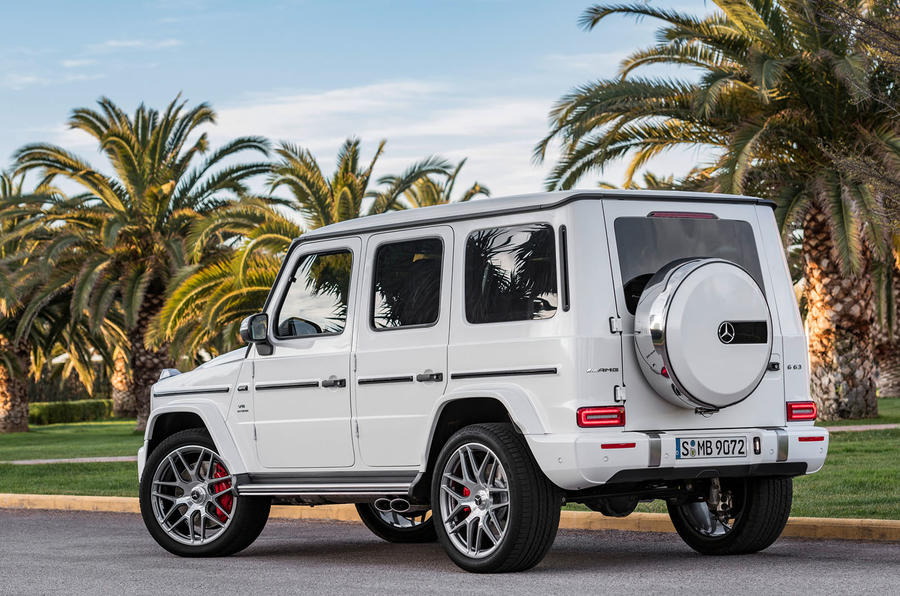 New Mercedes-AMG G63 gets 577bhp