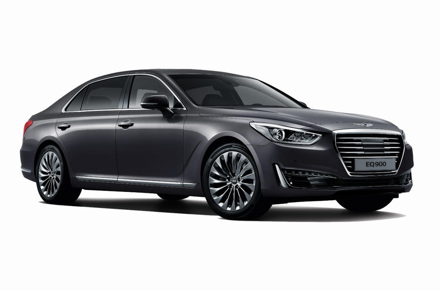 2016 hyundai genesis g90 specs and pictures autocar. Black Bedroom Furniture Sets. Home Design Ideas