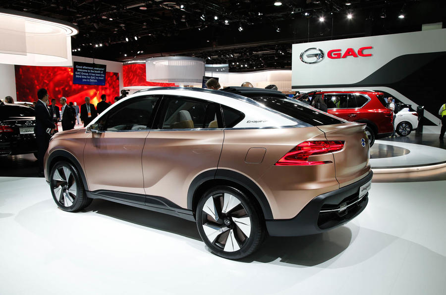 Chinese Brand Gac Plots Us Push By 2020 Autocar