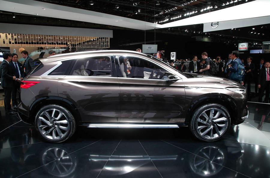 2018 Infiniti QX50 to get radical petrol engine | Autocar