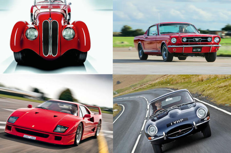 Cars which changed the world