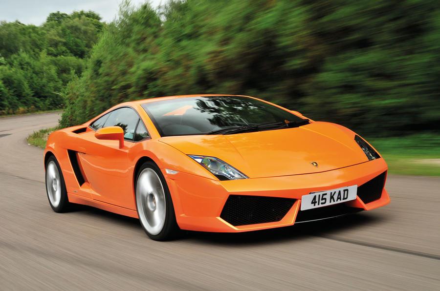 Used car buying guide Lamborghini Gallardo