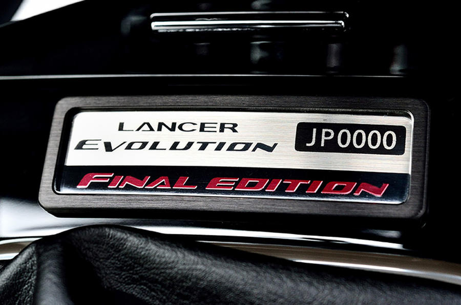 Mitsubishi Lancer Evo X Final Edition not coming to the UK ...