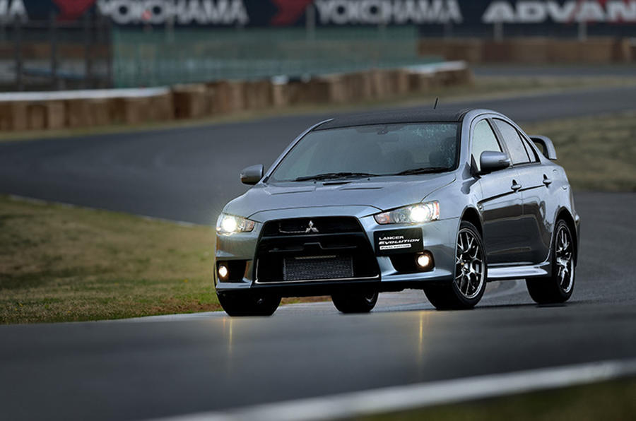 mitsubishi lancer evo x final edition not coming to the uk. Black Bedroom Furniture Sets. Home Design Ideas