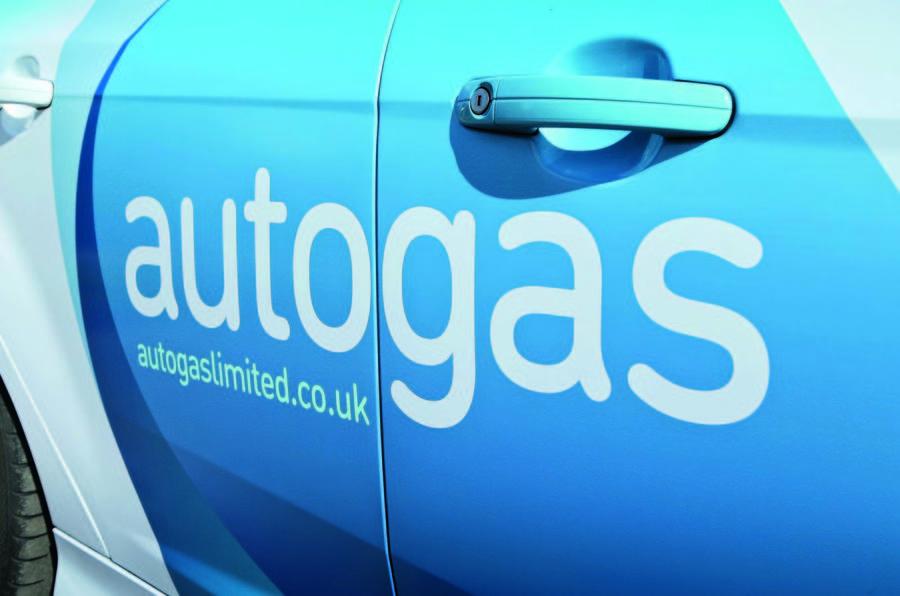 Vauxhall Insignia LPG conversion