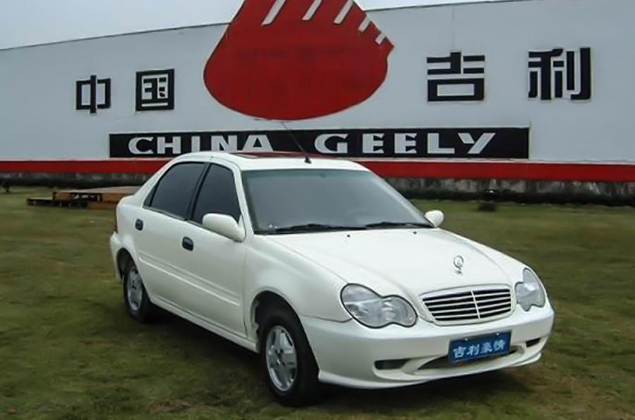 Chinese Copy Cars: A History In Pictures Autocar