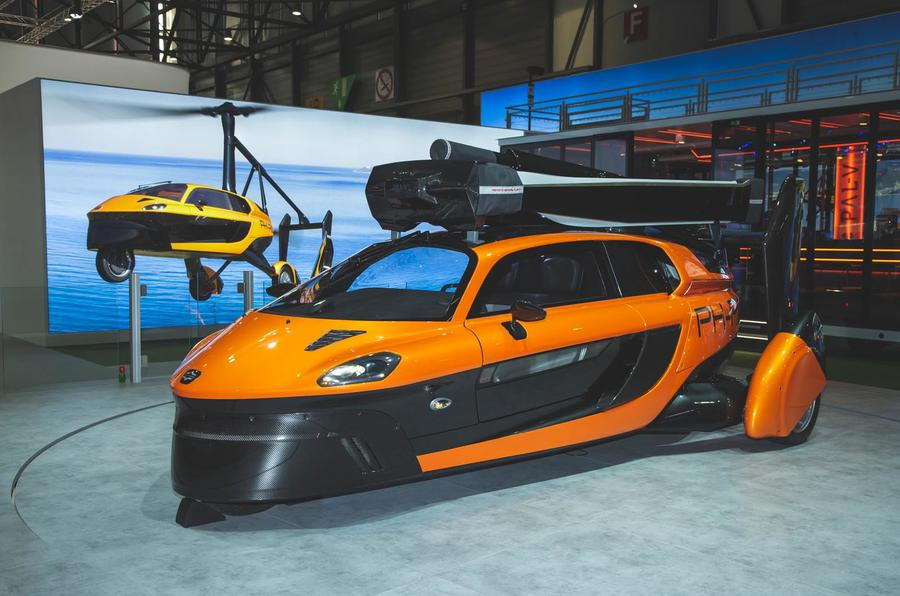Pal V Liberty Launch Edition Of Flying Car Revealed Autocar