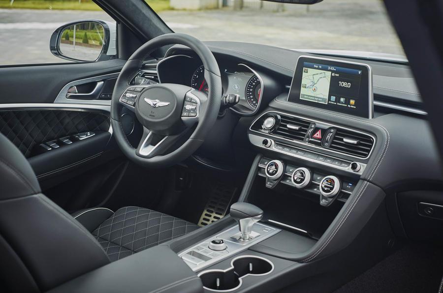 Genesis G70 AWD 2017 review | Autocar