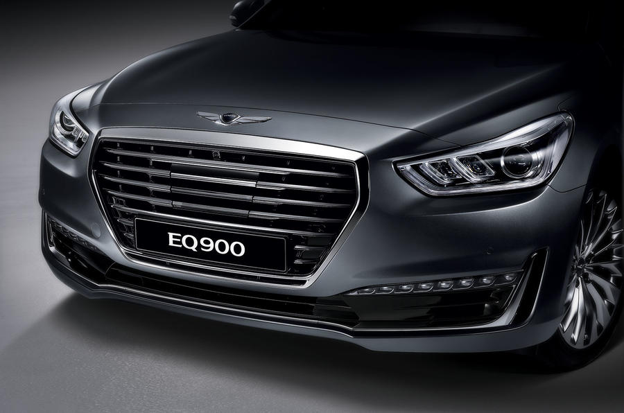 Genesis Car Company >> 2016 Hyundai Genesis G90 - specs and pictures | Autocar