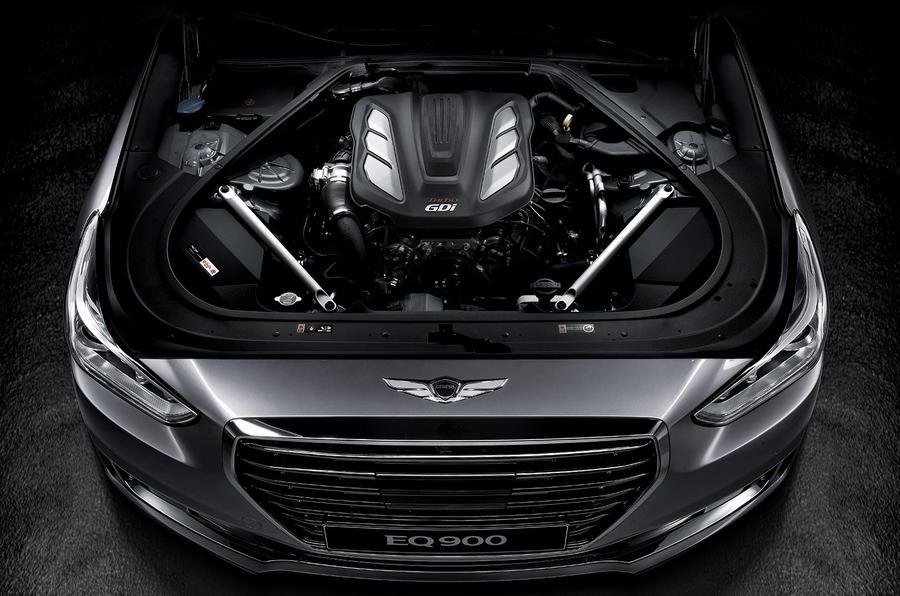 Genesis Car Company >> 2016 Hyundai Genesis G90 - specs and pictures | Autocar