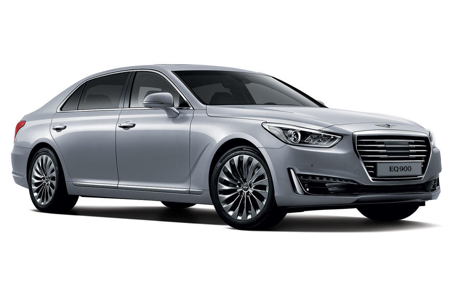 three hyundai motor reviews genesis quarters rear cars rating and trend