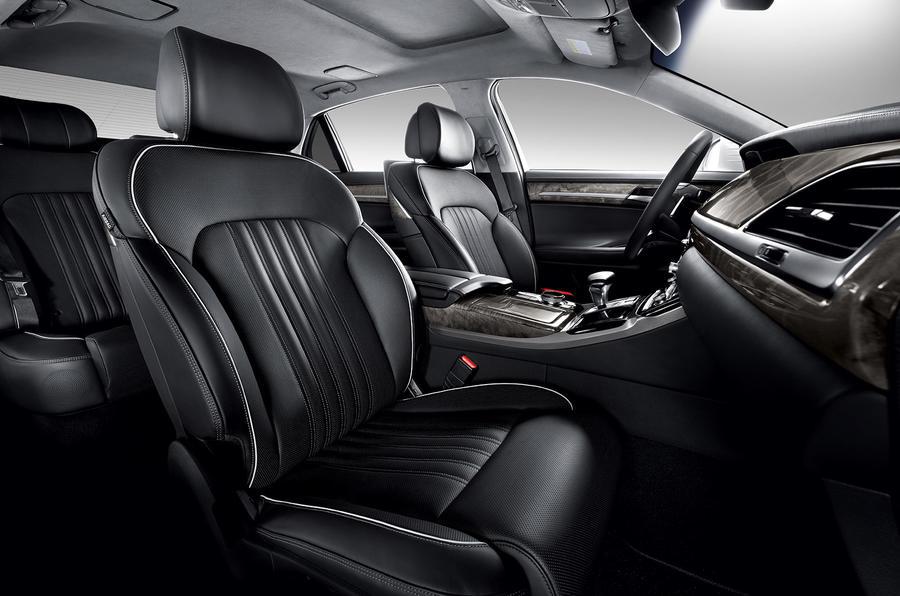 2016 Hyundai Genesis G90 Specs And Pictures Autocar