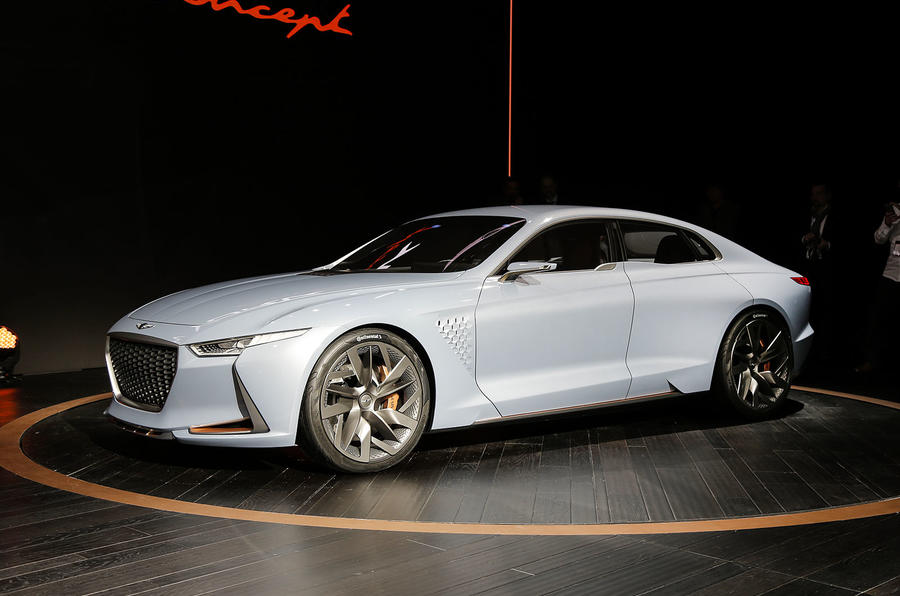 2016 new york motor show report and gallery autocar for What does a motor vehicle report show
